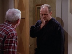 Frasier 04x09 : Dad Loves Sherry, the Boys Just Whine- Seriesaddict
